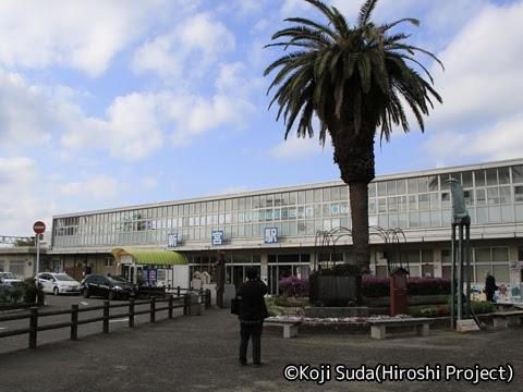 JR新宮駅