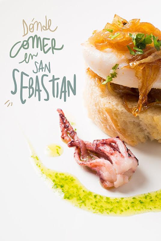 donde comer en San Sebastian