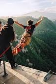 Прыжок с самого высокого в ЮАР моста