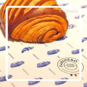 パリのパンオショコラ Farine & O ファリーヌ・エ・オー
