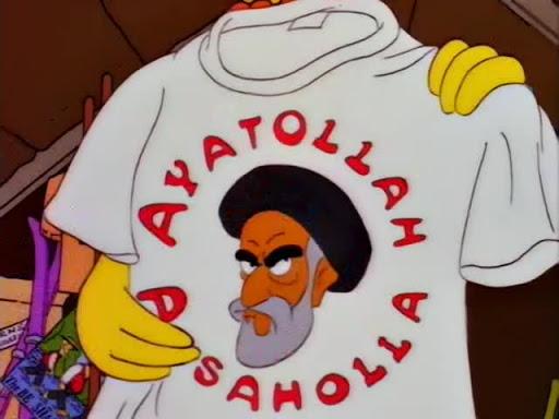 Los Simpsons 7x13 El Mal Vecino