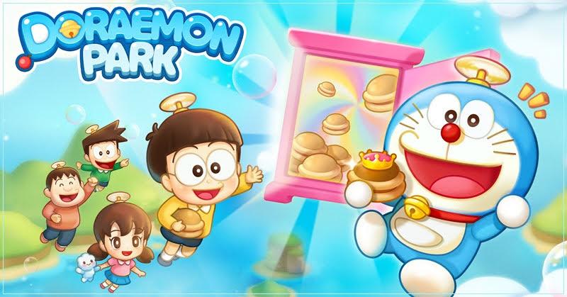เกมพัซเซิ่ล ผจญภัยกับ โดราเอมอน LINE Doraemon Park