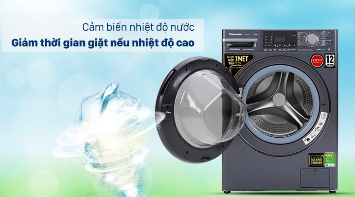 Động cơ 3Di Inverter trên máy giặt Panasonic cho hiệu quả giặt vượt trội