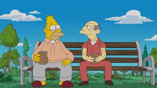 Los Simpsons 30x07 Mamá Trabajadora