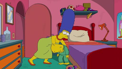 Los Simpsons 28x17 El Reloj de un Padre