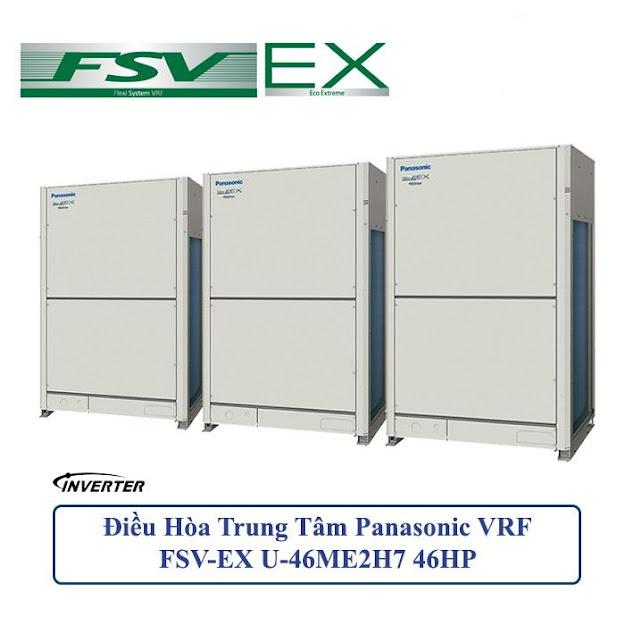 Hệ thống điều hòa trung tâm VRF Panasonic FSV-EX