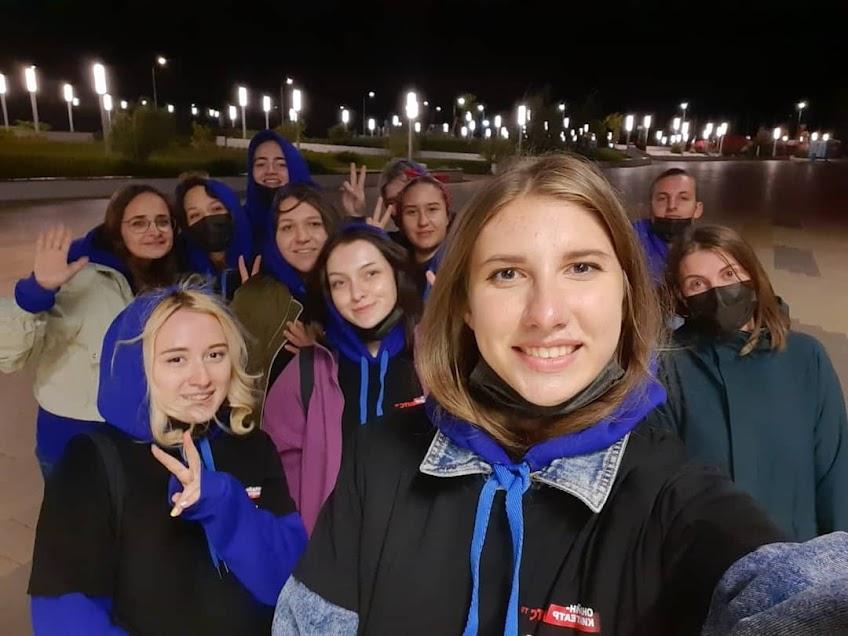 В минувшие выходные на площадке музея «Россия – моя история» прошёл фестиваль уличного кино