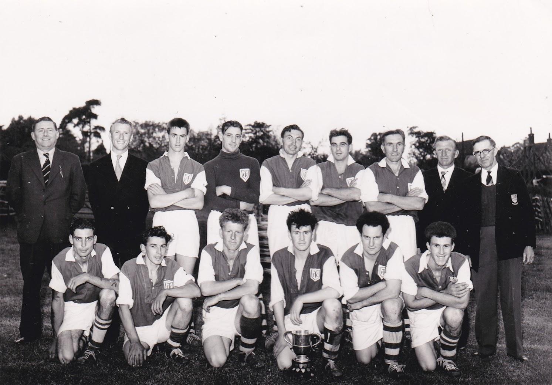 Weald of Kent League Division 1 1959