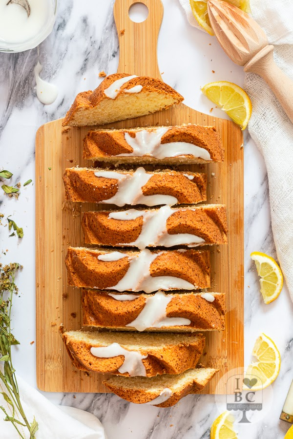 Loaf Cake de limón
