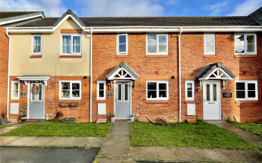 Terraced home at Four Crosses