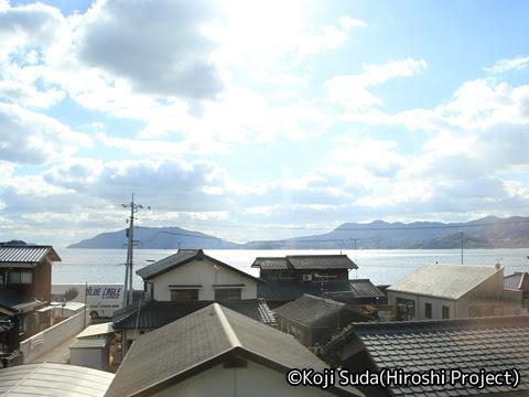 JR西日本 117系「WEST EXPRESS 銀河」 山陽ルート(上り)の旅_車窓_02