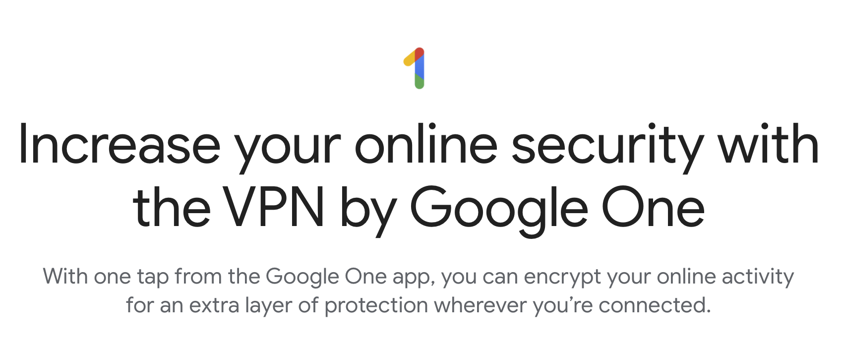 How to Enable VPN by Google One on Android phones