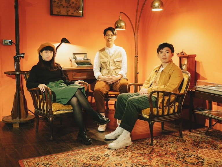 另類搖滾樂團 緩緩 Huan Huan  發行宛如海邊漫步療癒單曲〈夢露〉