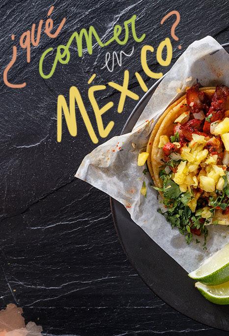 qué comer en México