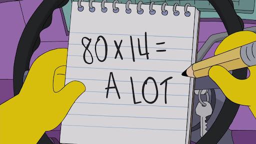 Los Simpsons 30x21 D'oh Canadá