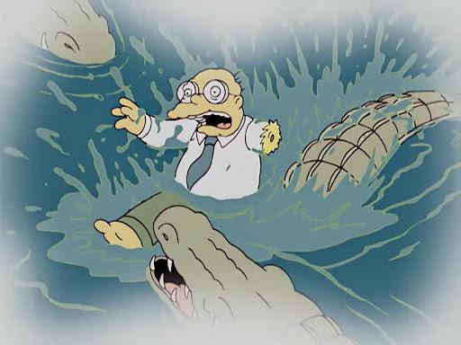 Los Simpsons 16x01 Especial de noche de brujas XV