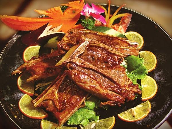 黑鮪魚下巴(季節性料理)