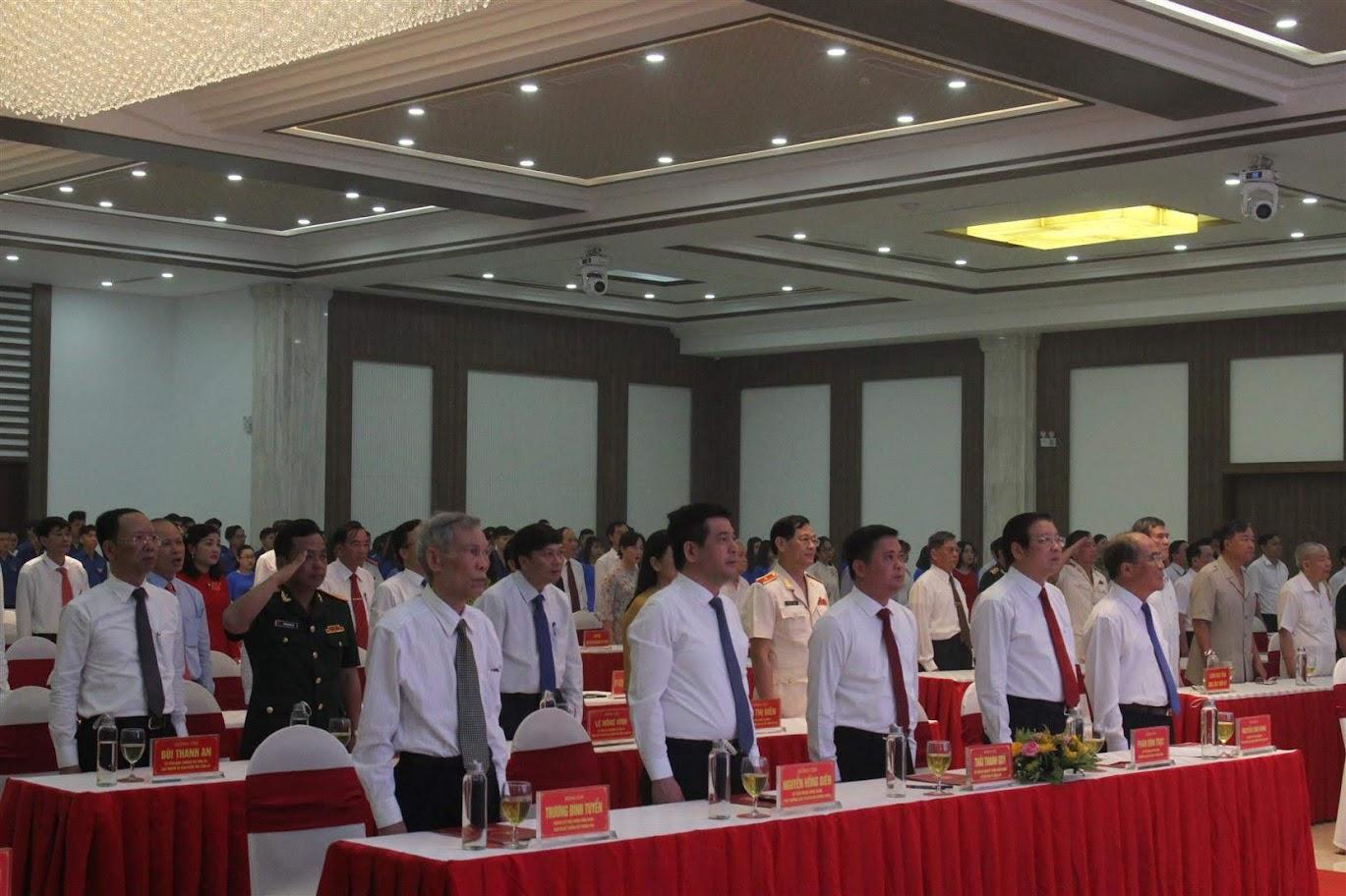 Các đại biểu tham dự Lễ kỷ niêm
