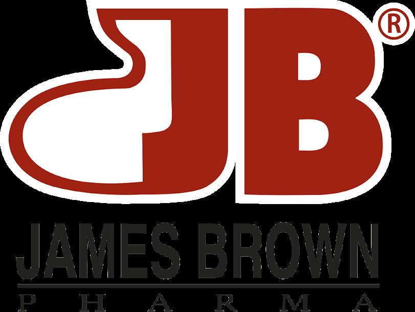 JAMES BROWN PHARMA LOGO