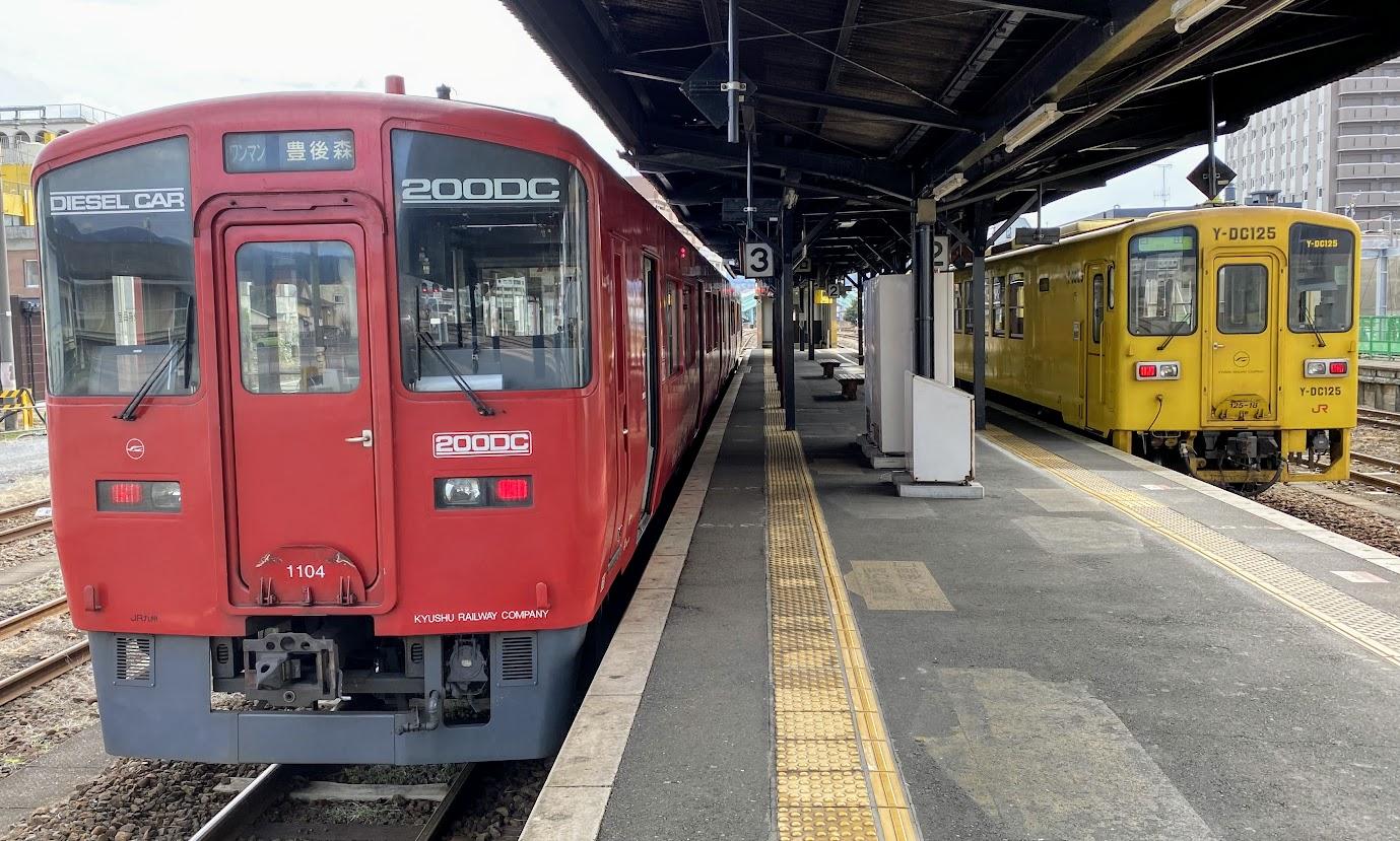 JR九州・気動車