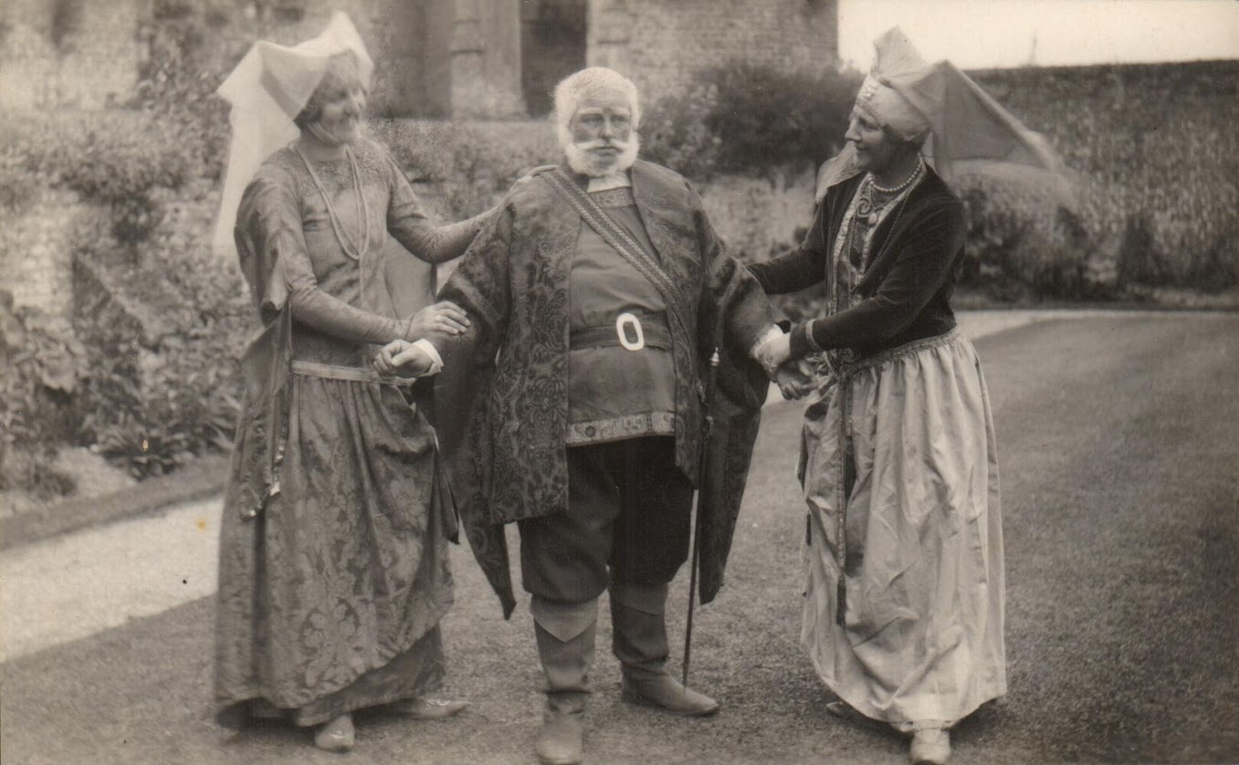 The Merry Wives of Windsor, Tenterden and Rolvenden WI 1928