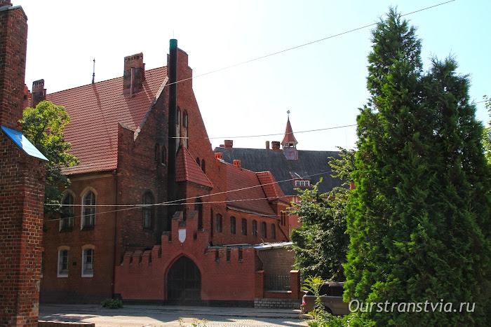 Свято-Георгиевский морской собор в Балтийске