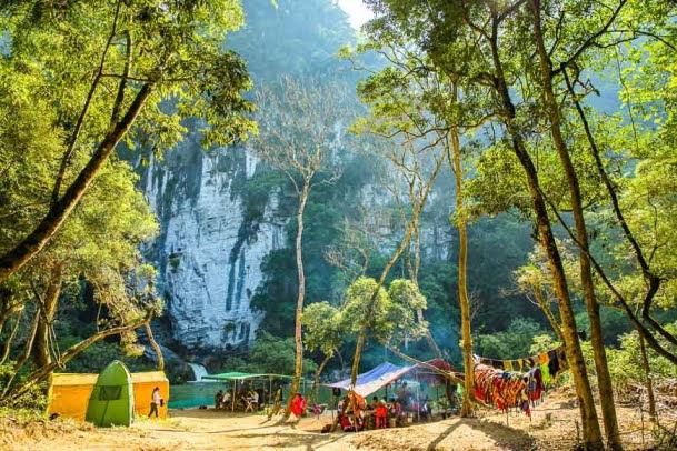 Phong Nha best cave treks vietnam tourism