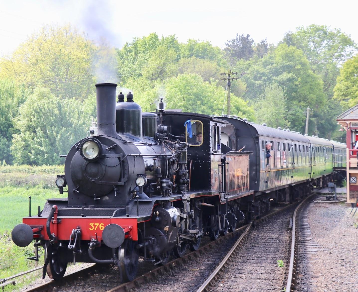 Kent and East Sussex Railway Tenterden