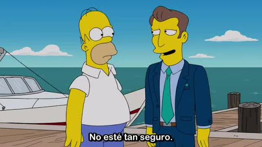 Los Simpsons 31×05 – Gorillas on the Mast