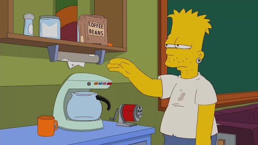 Los Simpsons 23x09 Fiestas de un futuro pasado