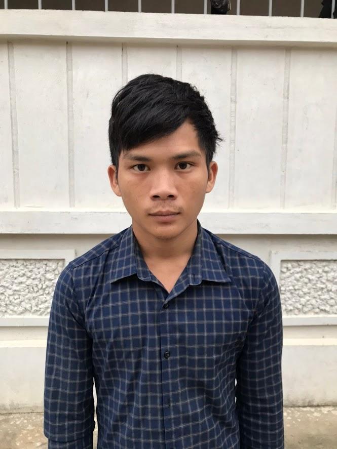 Đối tượng Nguyễn Trọng Thưởng
