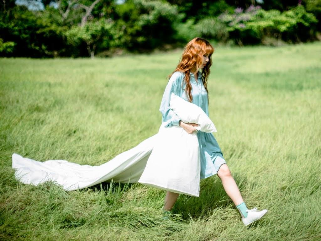 新生代創作歌手 采子  7/27生日首發專輯 老闆邱鋒澤直言「幫加薪」