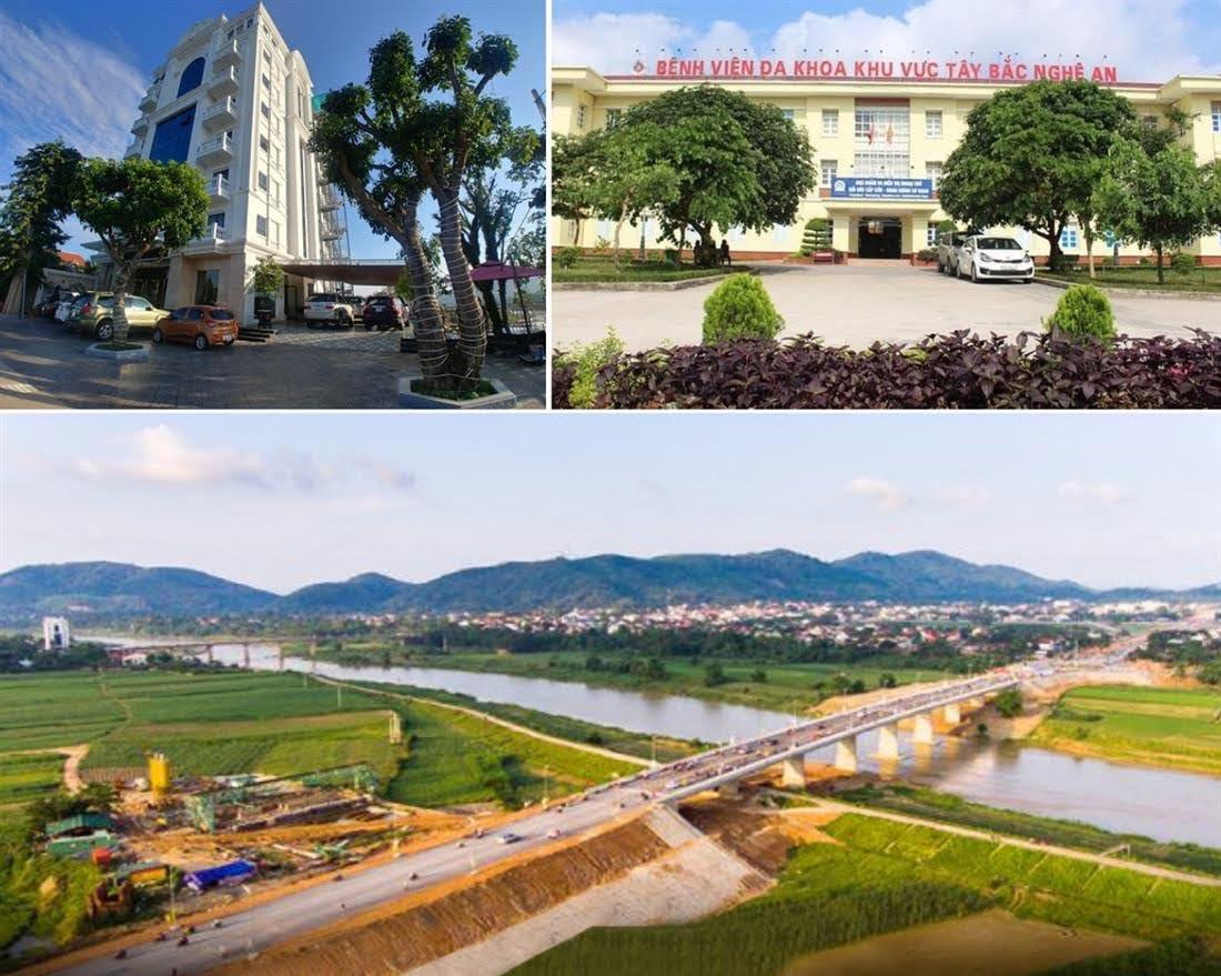 Hệ thống tiện ích đồng bộ vượt trội tại Thị xã Thái Hòa(nguồn internet)