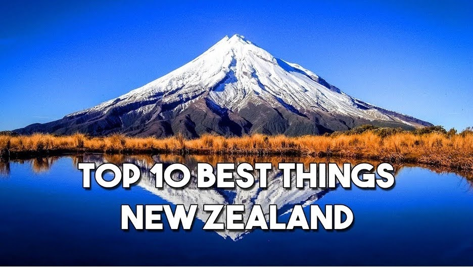 Top 10 Things New Zealand is Famous For