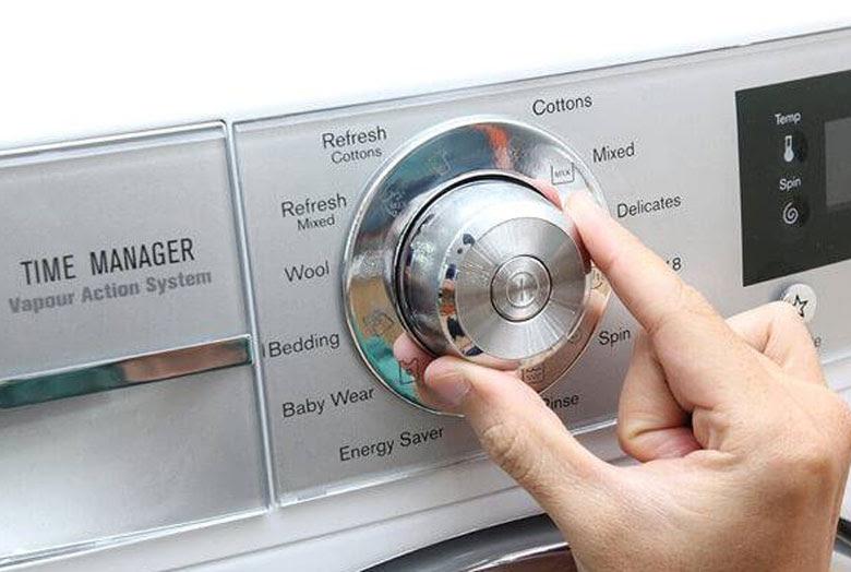 Khi nào ta có thể tự sửa chữa máy giặt Sharp bằng cách reset máy giặt