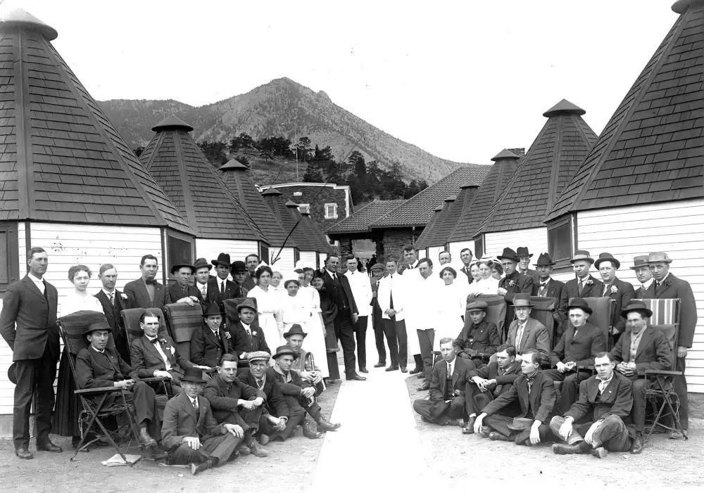 Colorado Springs, cidade construída contra a tuberculose