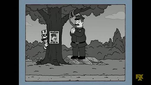 Los Simpsons 18x10 La esposa acuatica