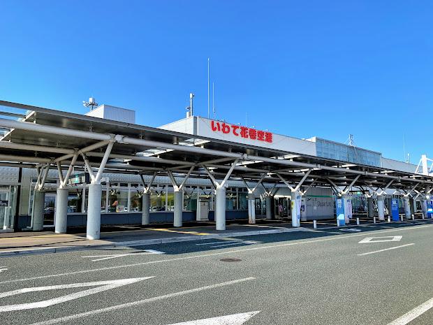 いわて花巻空港 特急バスおりばイメージ