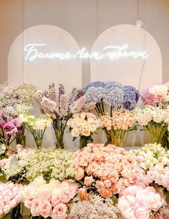 thiết kế nội thất cửa hàng cafe hoa