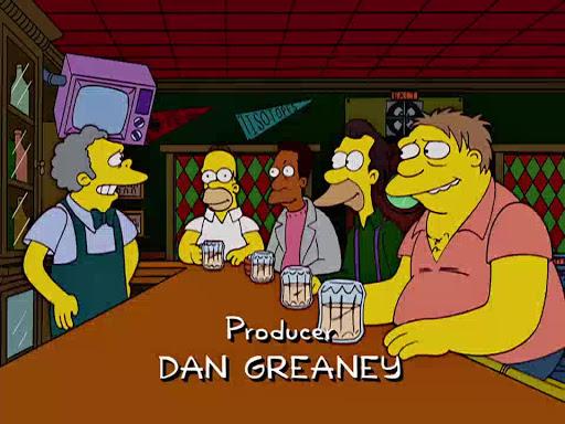 Los Simpsons 17x11 En el Camino a Ninguna Parte