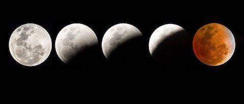 2021年5月26日 皆既月食 スーパームーンの月食はレアなので見逃すな!