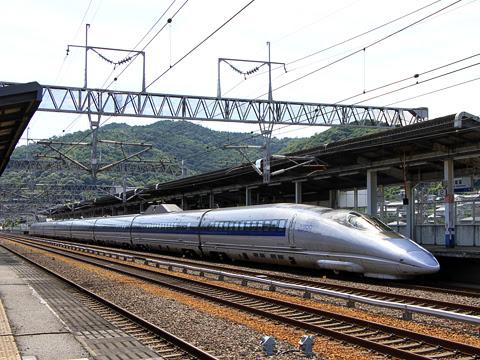 JR西日本 山陽新幹線「こだま742号」500系新幹線V3編成_01
