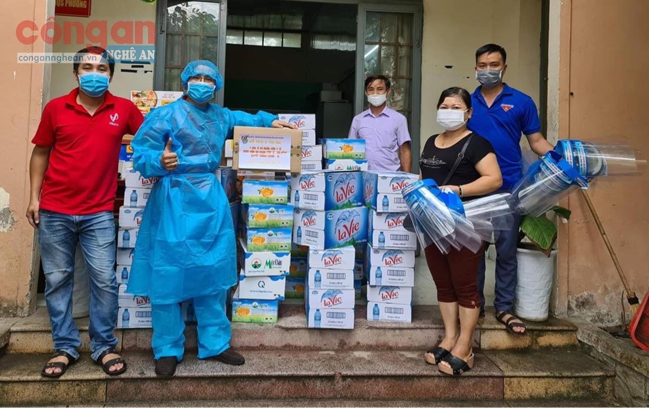 Các cấp, ngành và địa phương chung tay hỗ trợ Đà Nẵng  vượt qua đại dịch COVID-19