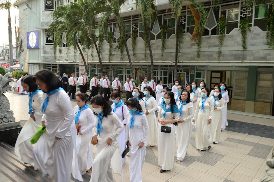Mừng lễ Đức Mẹ Sầu Bi - Bổn mạng Tỉnh Dòng Đa Minh Việt Nam (15.9.2020)