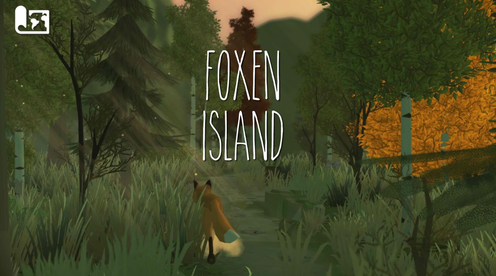 The Beautiful Indie Game Foxen Island Is Simply Stunning