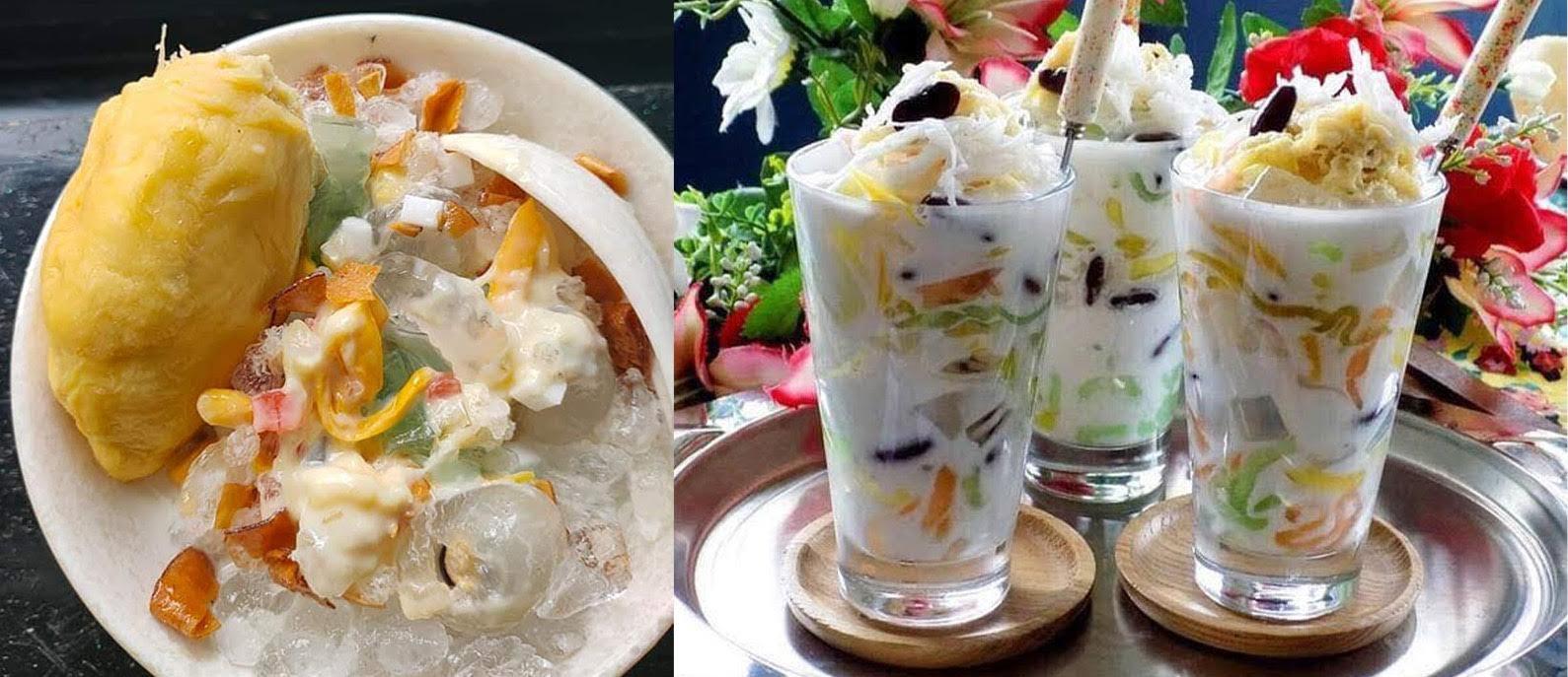 5 bước làm chè Thái sầu riêng đơn giản, ăn bao ngon bao nghiền