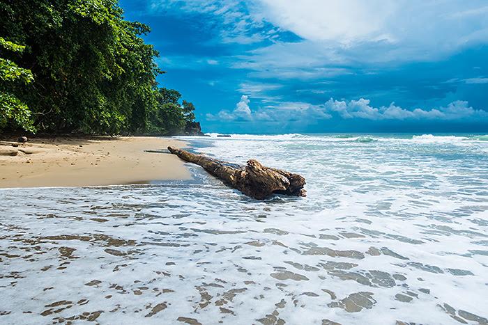 plaja, Playa Cocles, Costa Rica