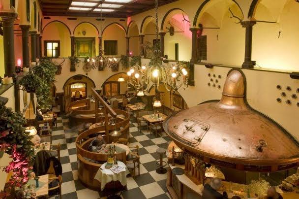 Arkadenhof restaurant