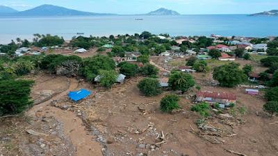 Update Terbaru Bencana Banjir Bandang dan Longsor di NTT-NTB: 167 Tewas, 45 Hilang