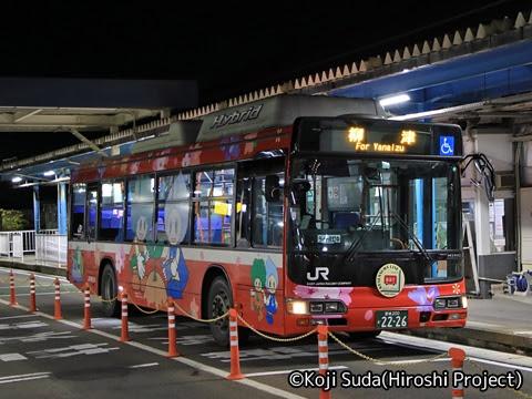 JR東日本 気仙沼線BRT 2226